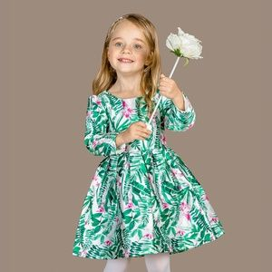 Other - NEW baby girl long sleeve dress